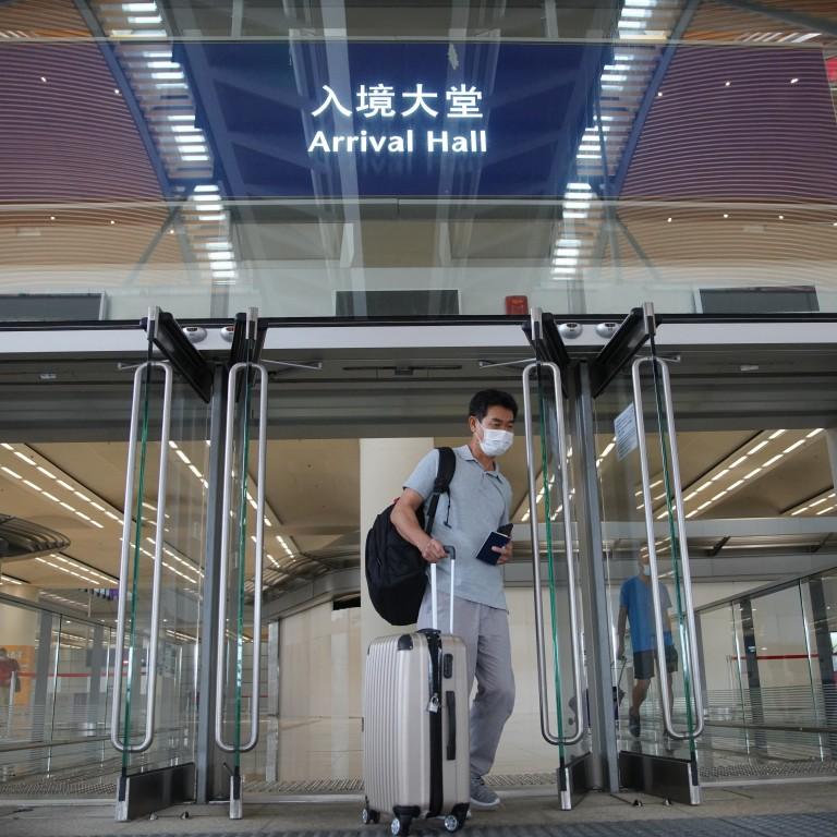 Hong Kong is seeking a revival of cross-border travel with mainland China. Photo: Winson Wong