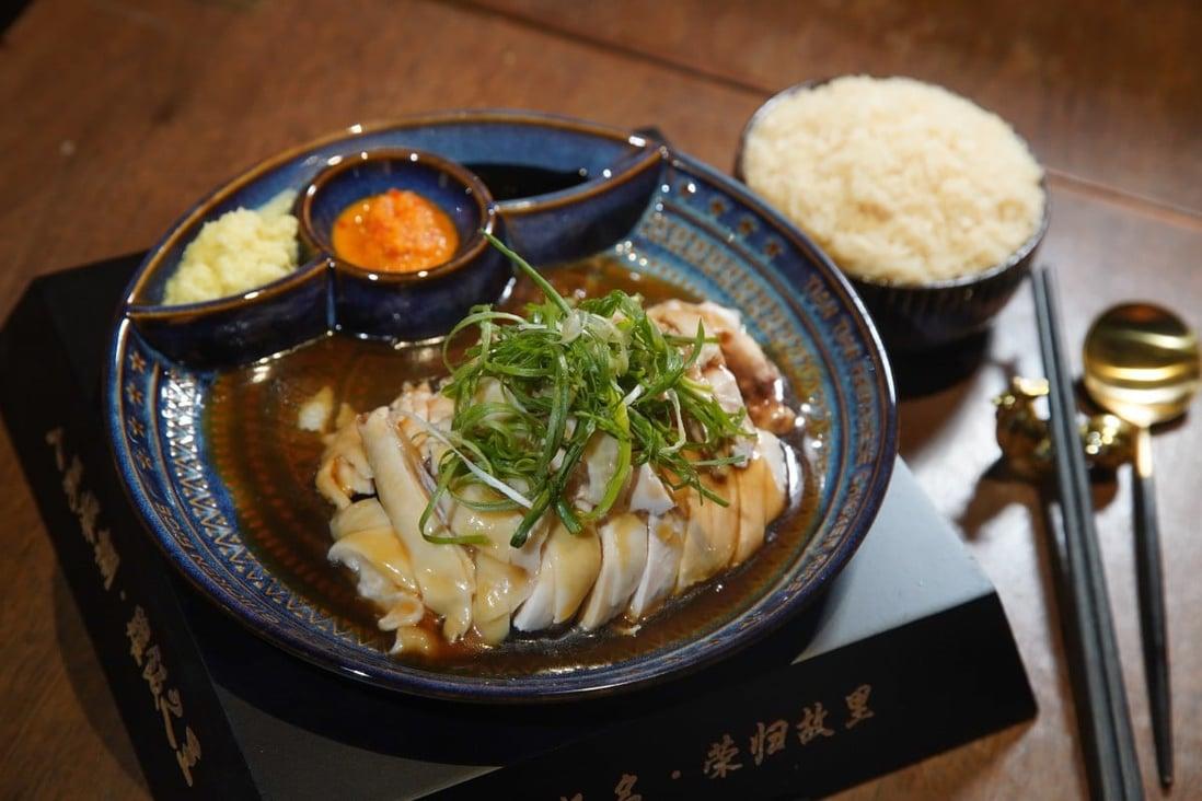 Is Hainanese chicken rice a Malaysian or Singaporean dish? Photo: Winson Wong