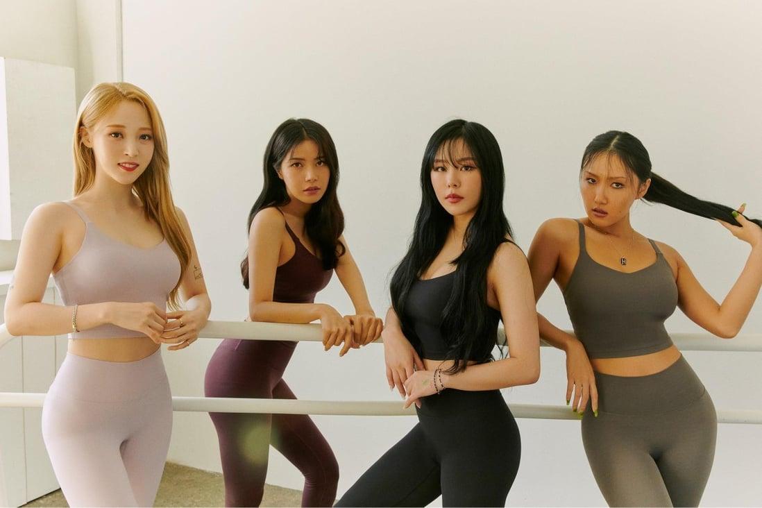 Penghapusan musik Spotify dari beberapa artis K-pop seperti Mamamoo dari platformnya telah membuat marah penggemar K-pop internasional.  Foto: RBW