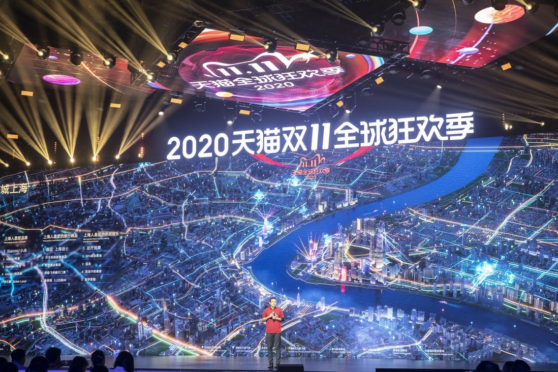 Singles' Day, a shopping festival held on November 11 every year on e-commerce platforms such as Alibaba's Taobao and Tmall, will be subject to new administrative guidelines, China's market regulator told Xinhua. Photo: Bloomberg