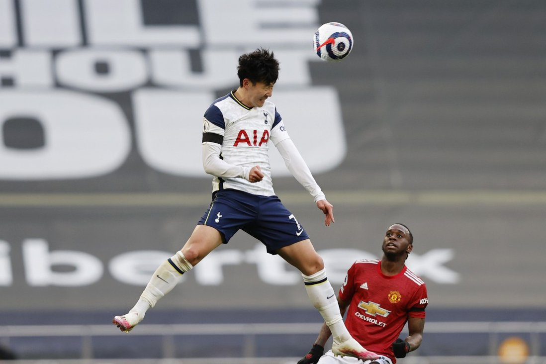 Son Heung Min : Son Heung Min Dele Likes To Play In Goal ...