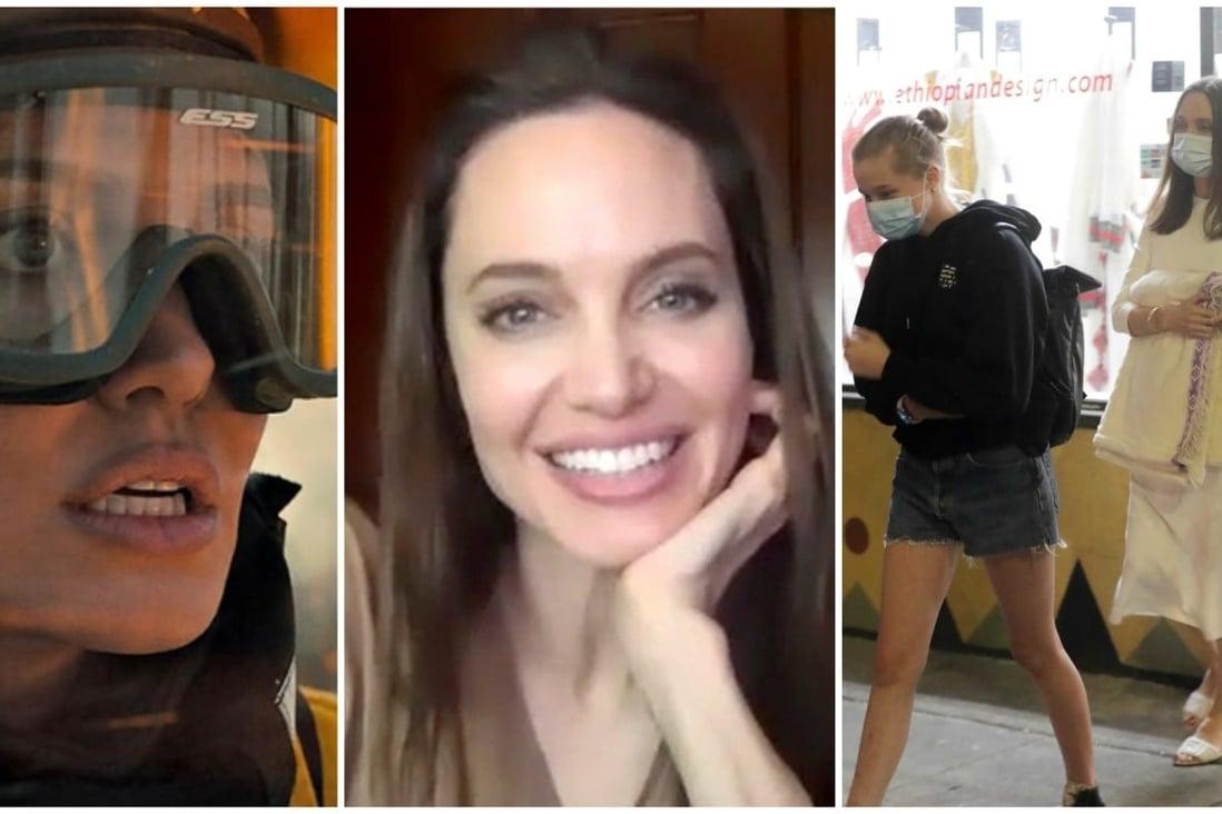 7 choses que nous avons apprises sur Angelina Jolie en 2021