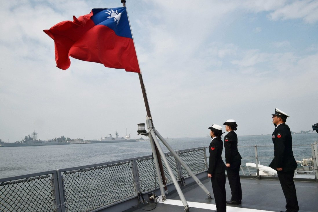The United States and its allies have expressed concern about a possible conflict over Taiwan. Photo: AFP