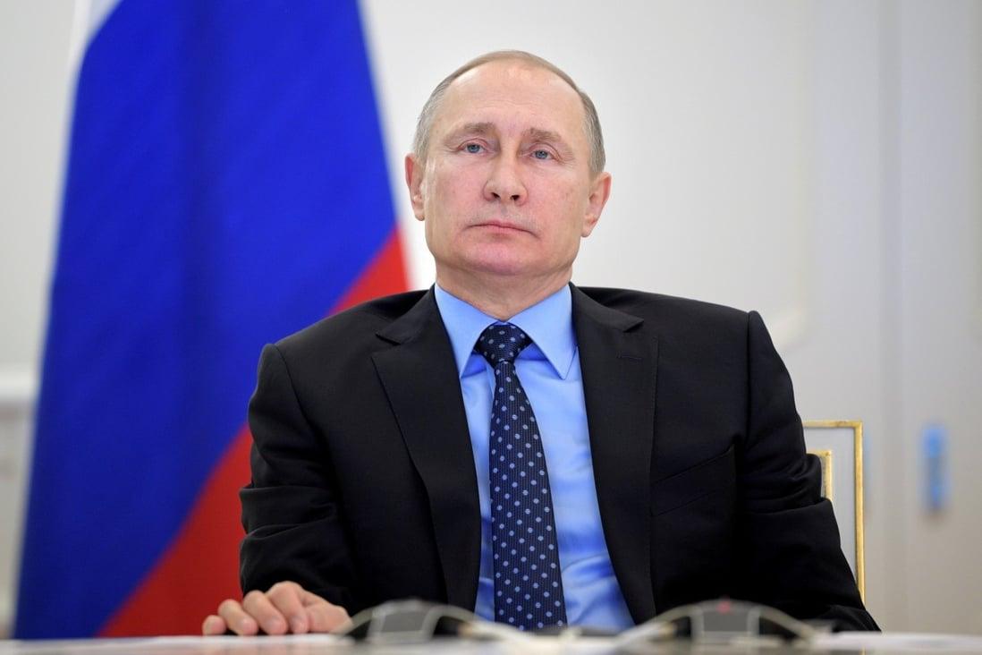 Russian President Vladimir Putin. File photo: Reuters