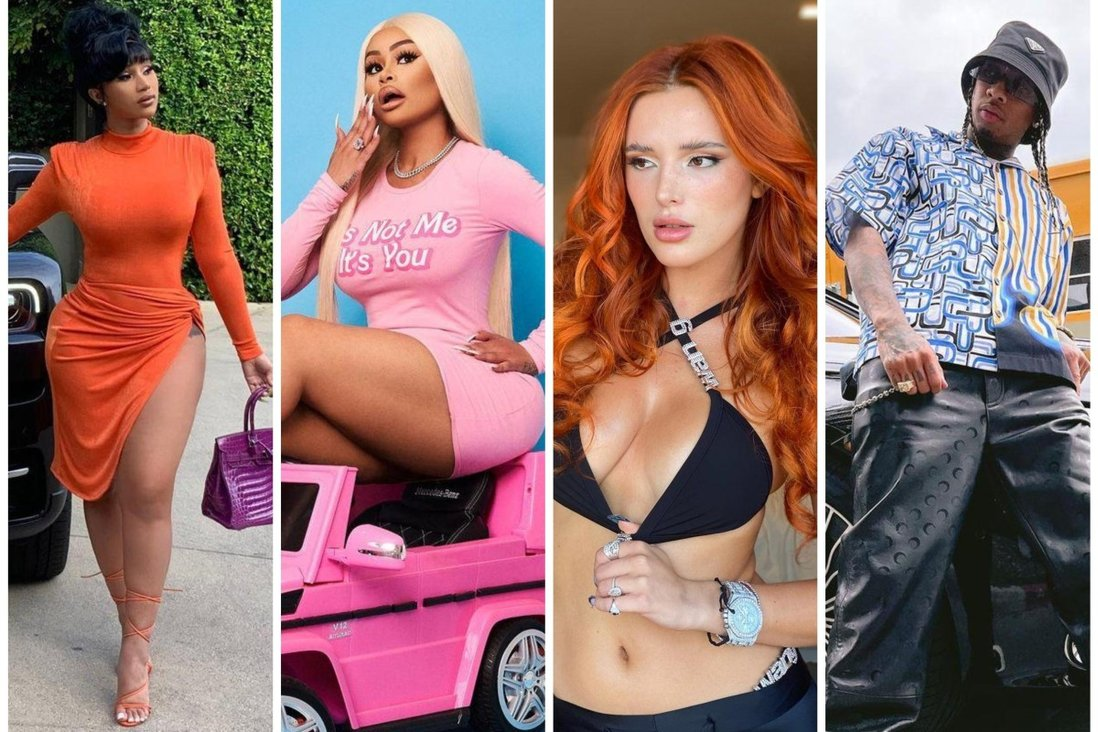 Top 10 Most Popular Content Creators On OnlyFans