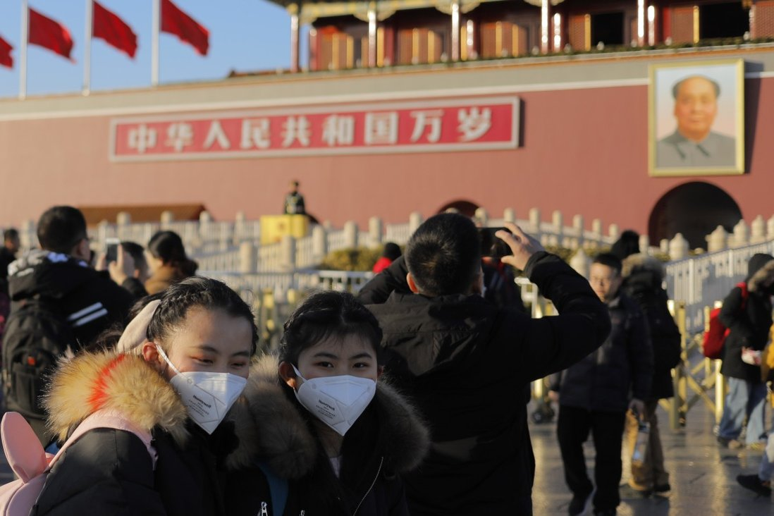 Sceptics have questioned whether Chinese officials have tried to cover up the full extent of the outbreak. Photo: EPA-EFE