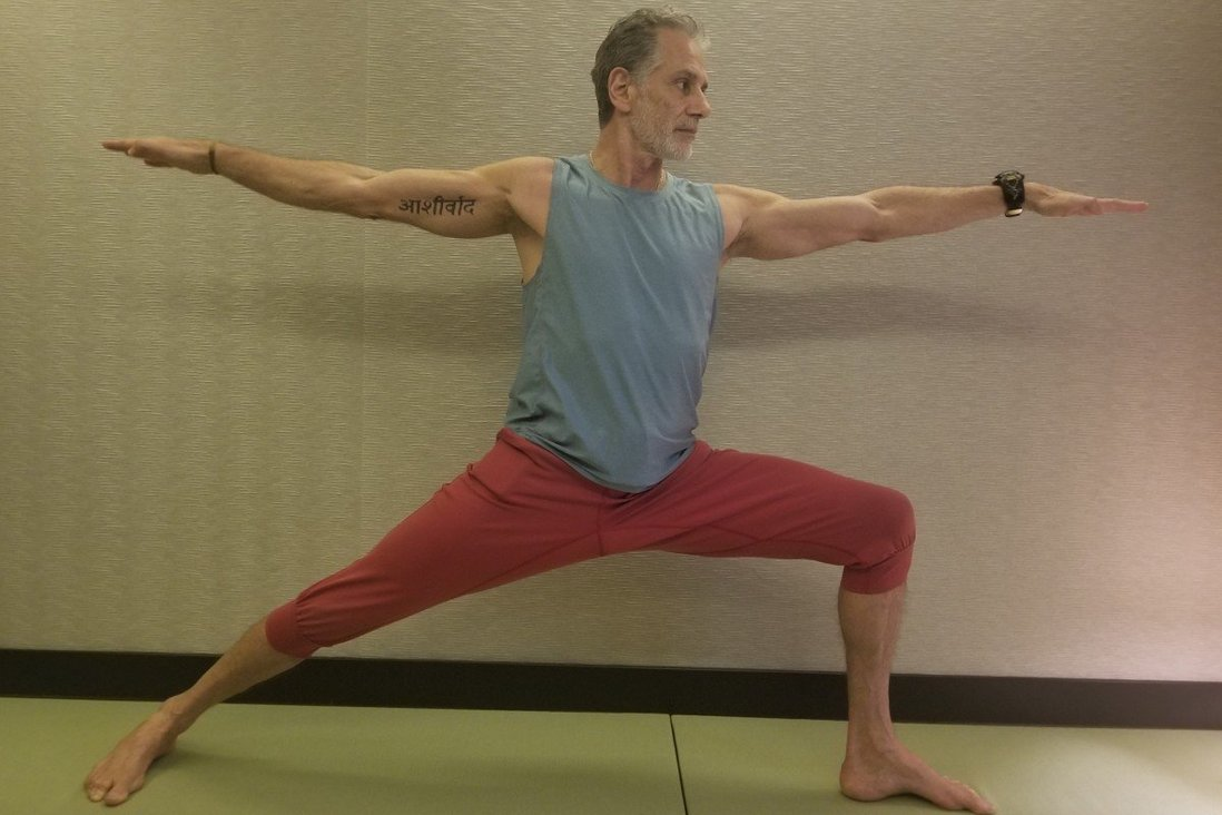 Andy Willner explains how to quiet your mind's fears by employing the breathing techniques used in yoga, which help to balance the nervous system and can help us overcome our anxieties. Photo: courtesy of Andy Willner