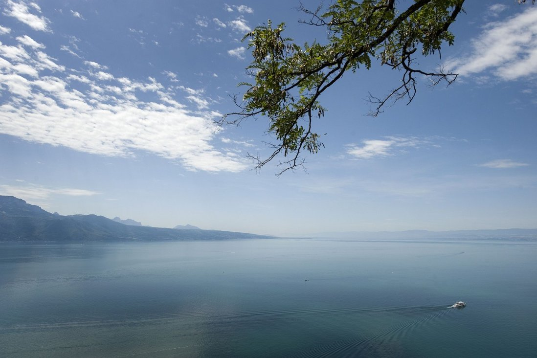 Institut Le Rosey, which costs nearly US$130,000 per year, has a sailing centre along Lake Geneva. Photo: AFP