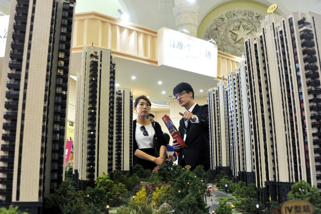 China's housing market springs back to life as sales in 30 major cities  triple with coronavirus crisis abating | South China Morning Post