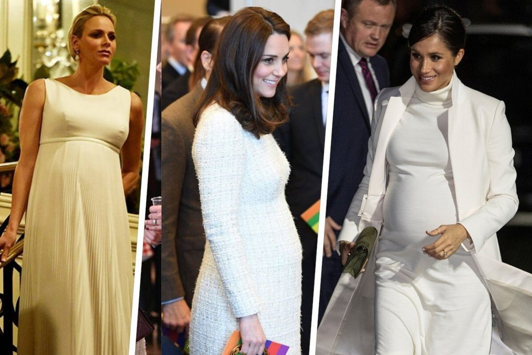 Meghan Markle Vs Kate Middleton Who Had The Best Maternity Clothes And How 7 More Royal Mums Hid Their Baby Bumps South China Morning Post
