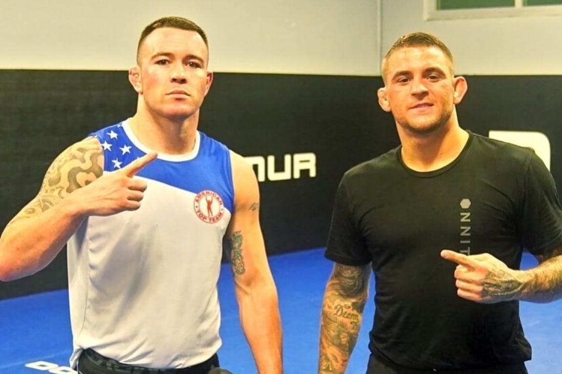 UFC: Colby Covington says former teammate Dustin Poirier is fake