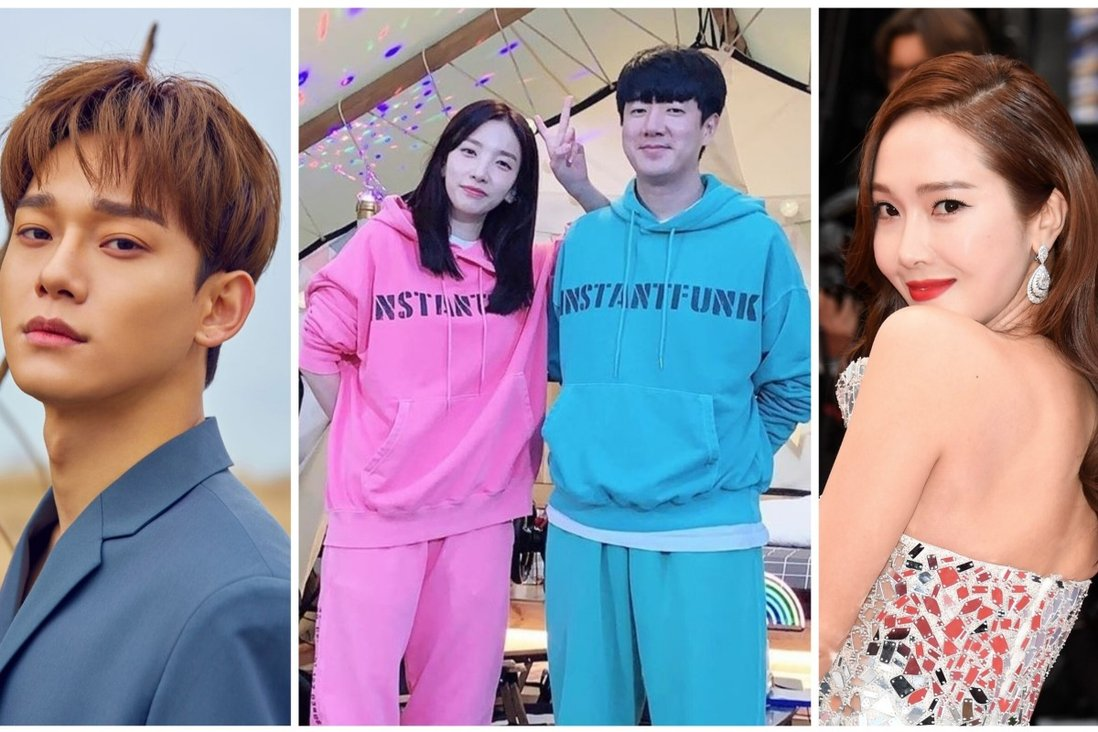 kpop rainbow dating)