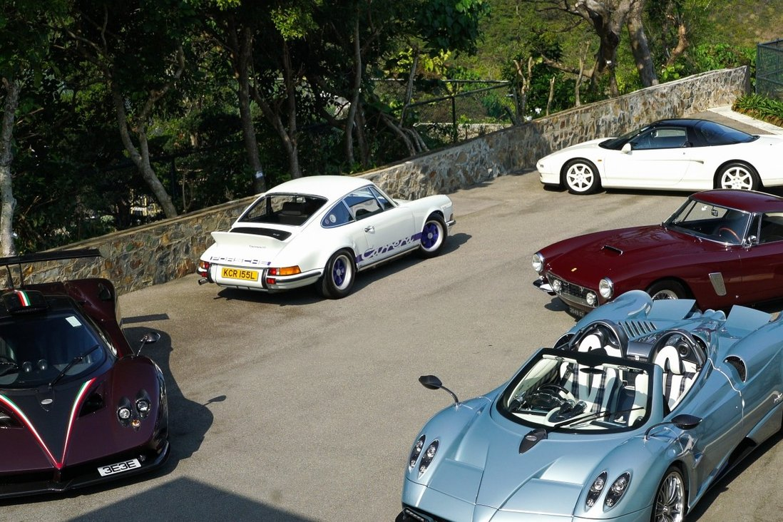 Ferraris Porsches And A One Of A Kind Pagani Zonda Fantasma Evo Is This Hong Kong S Biggest Supercar Collection Video South China Morning Post