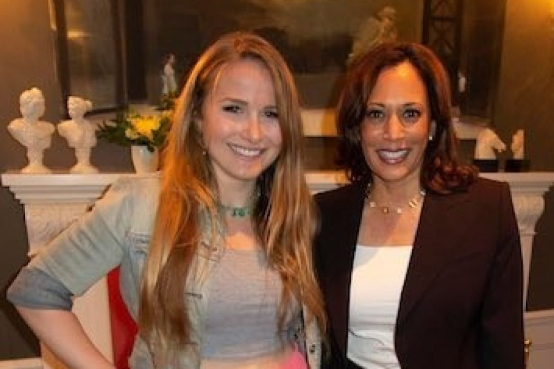 Rudy Giuliani S Daughter Urges Americans To Vote For Joe Biden In Us Election South China Morning Post