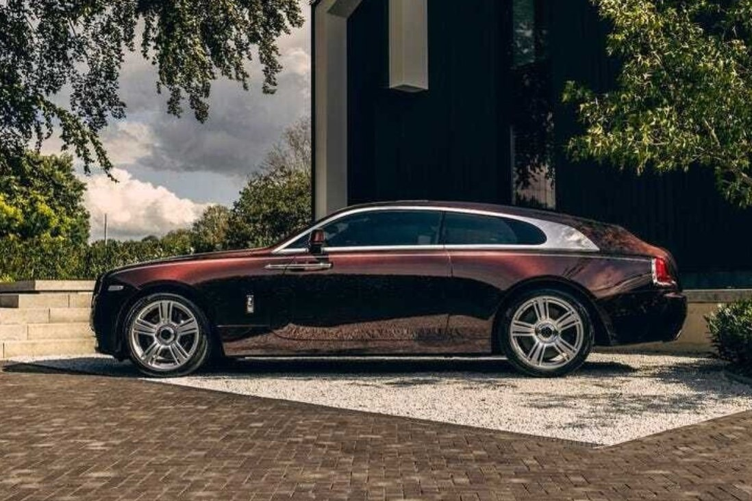 Rolls Royce Tasked The Dutch Company Behind The Tesla Model Sb With Transforming Its Wraith Into The Silver Spectre Shooting Brake And Only 7 Will Be Made South China Morning Post