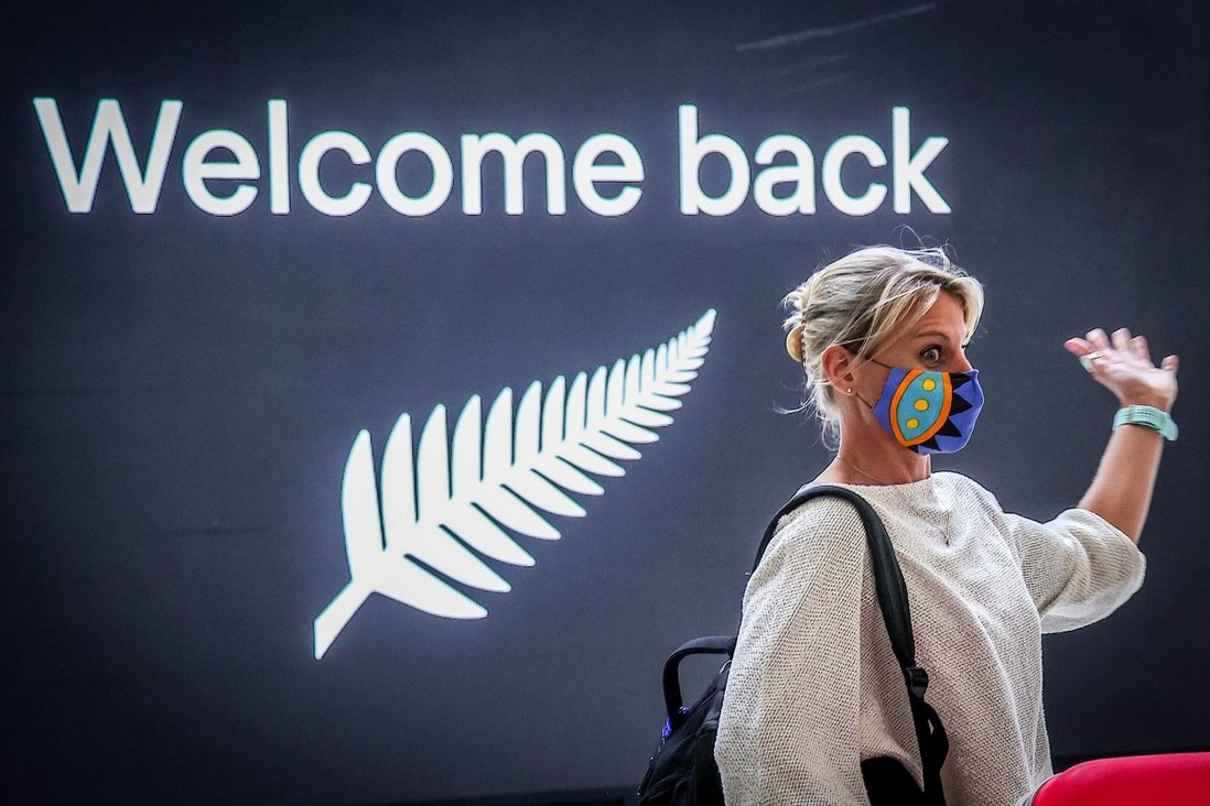 Coronavirus New Zealand Loses Covid Free Status Again Australian State Eases Restrictions South China Morning Post