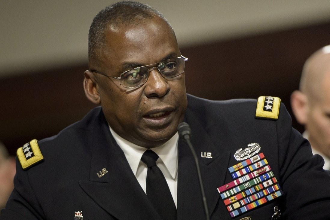 Joe Biden Picks Retired General Lloyd Austin To Run Pentagon South China Morning Post
