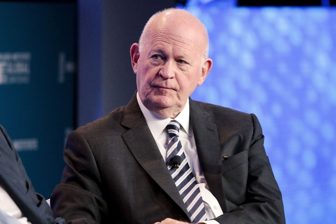 The Pentagon has named Michael Pillsbury, a long-time China hawk, chairman of the Defence Policy Board. Photo: Bloomberg