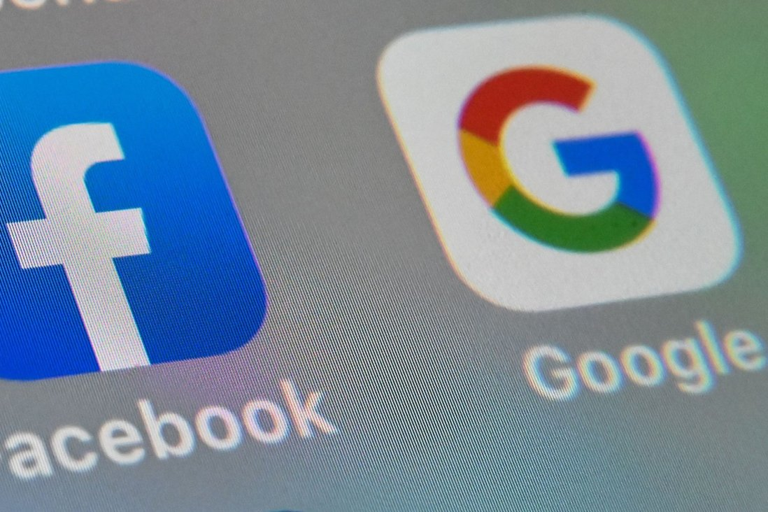 Texas, nine US states accuse Google of working with Facebook to break antitrust law as Big Tech pushback continues | South China Morning Post