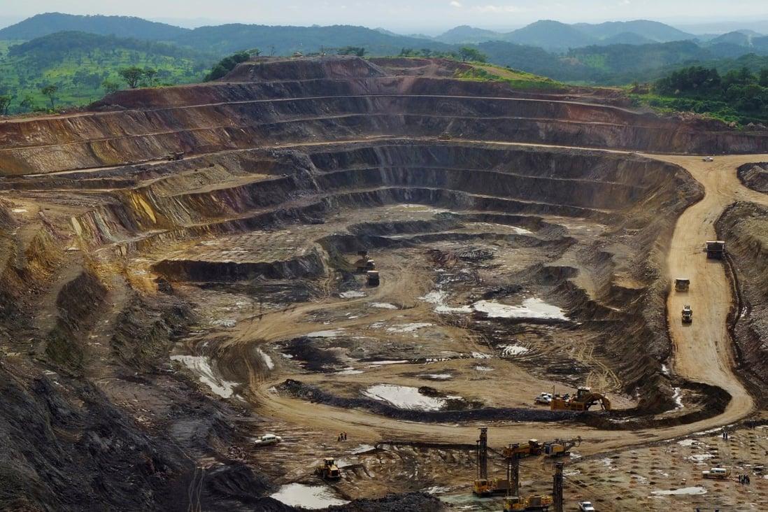 The Tenke-Fungurume Mine in the DRC. Photo: Reuters