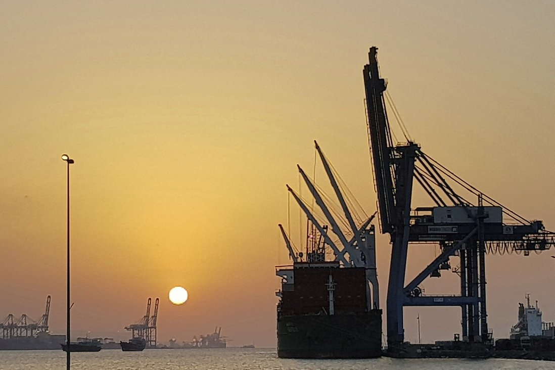 The Port of Djibouti, which is more than a century old, is being redeveloped. Photo: AP