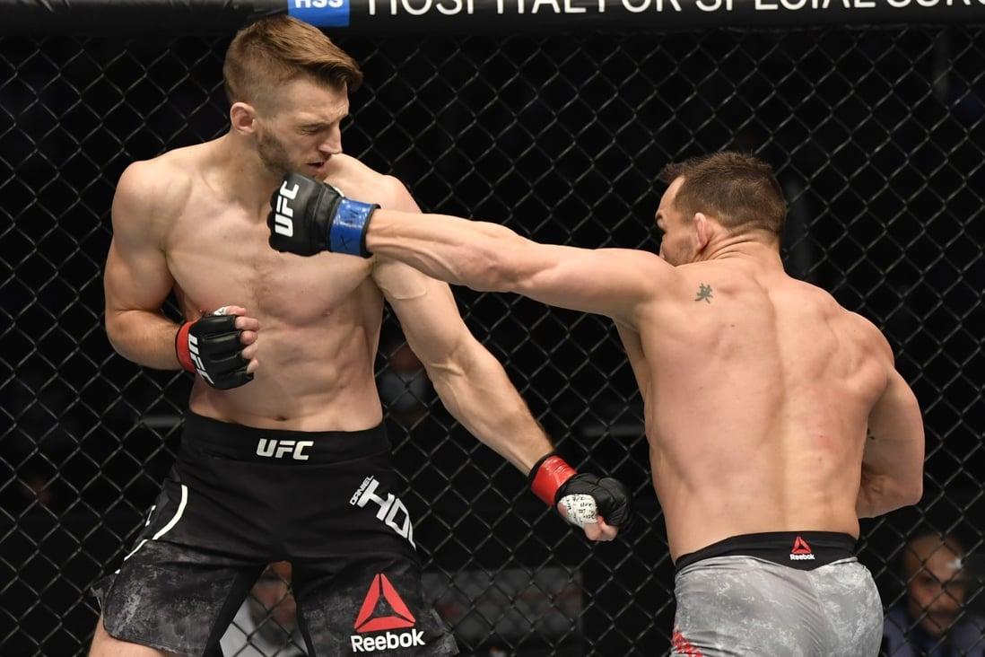 UFC 257: Michael Chandler TKOs Dan Hooker in first round, calls out Khabib  Nurmagomedov | South China Morning Post