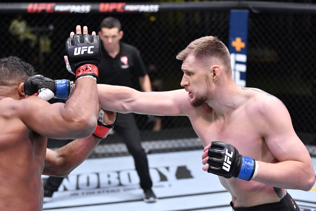 UFC: Alexander Volkov's power brings the Alistair Overeem dream crashing down at UFC Vegas 18 | South China Morning Post