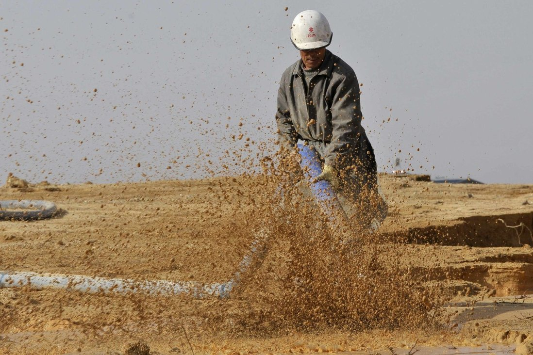 China's plentiful supplies of rare earths have been a bone of contention for years. Photo: Reuters