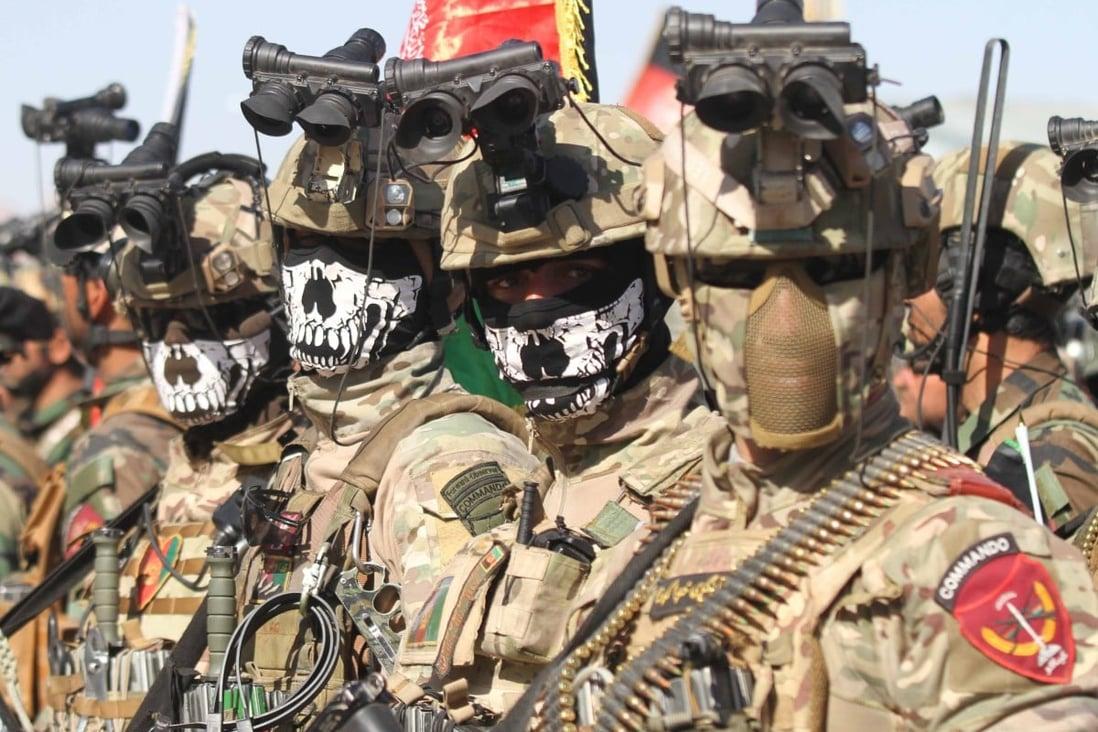 Die USA haben einen Plan für die Zukunft Afghanistans und er beinhaltet nicht den Frieden