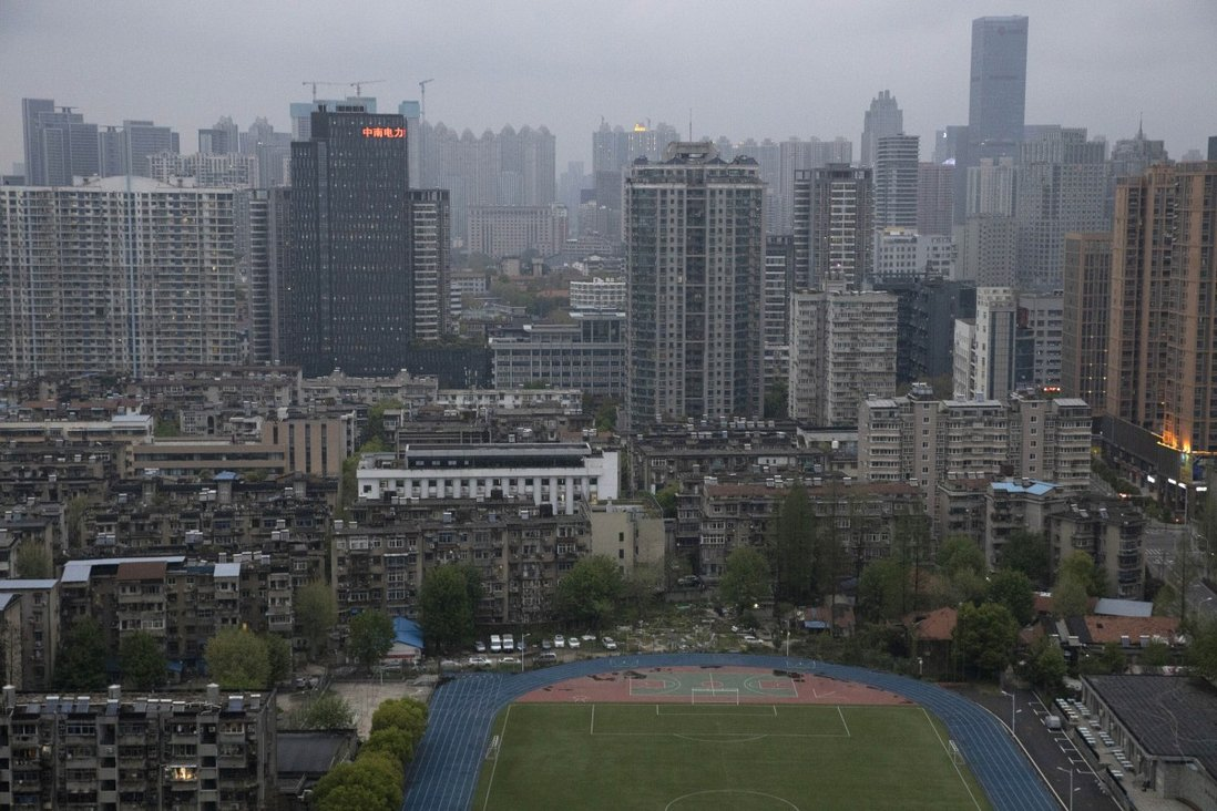 The disease was first identified in Wuhan in late 2019. Photo: AP