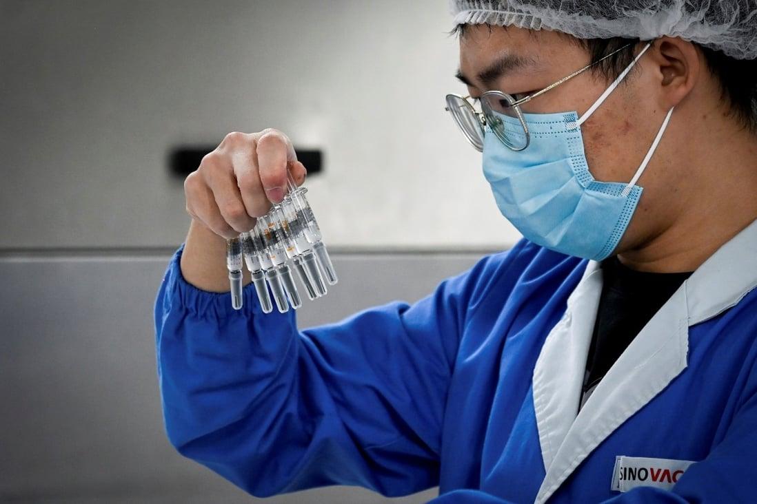 歐盟開始審核中國新冠疫苗