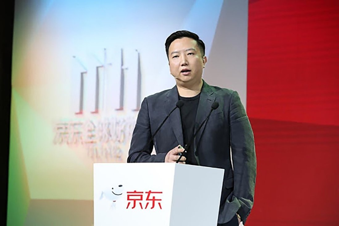 Yu Rui, chief executive of JD Logistics. Photo: Handout