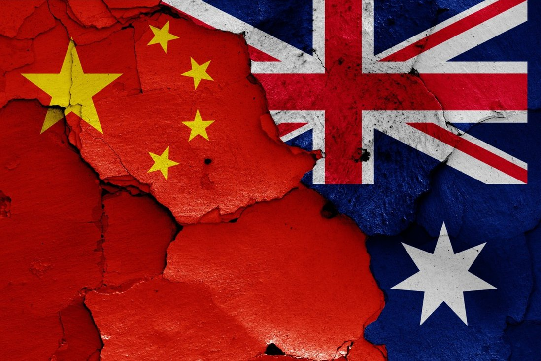 china australia