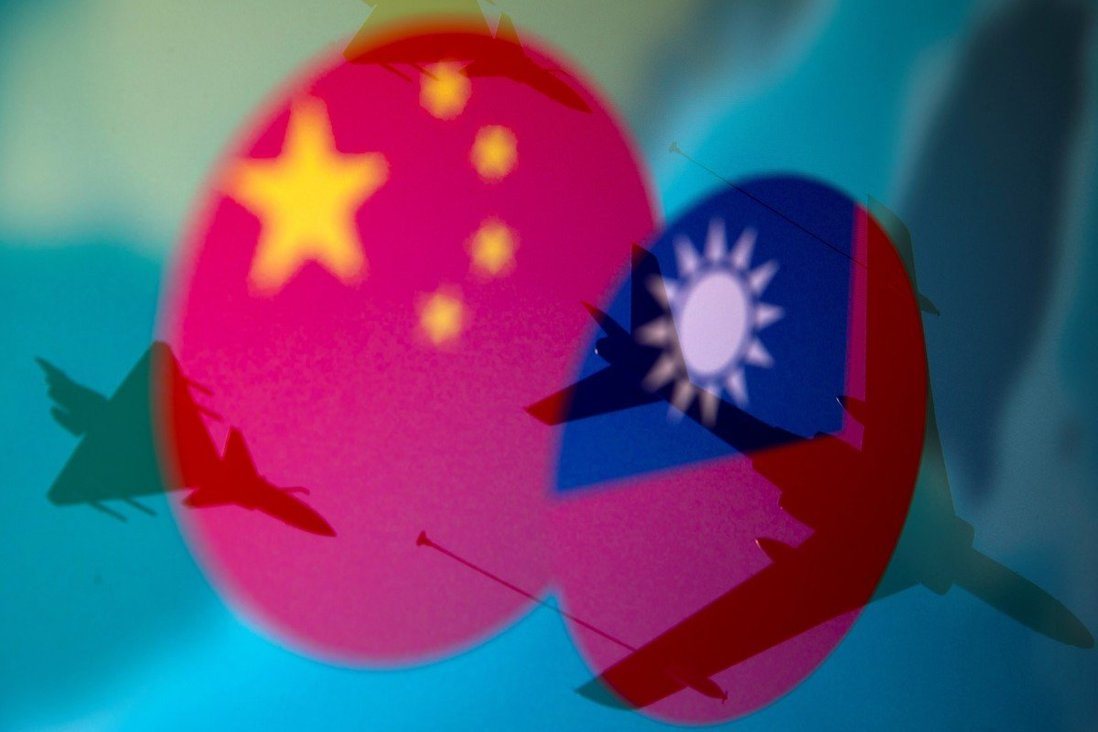 Naval and Merchant Ships magazine has published a detailed article on how an attack on Taiwan from the Chinese mainland could play out. Photo: Reuters