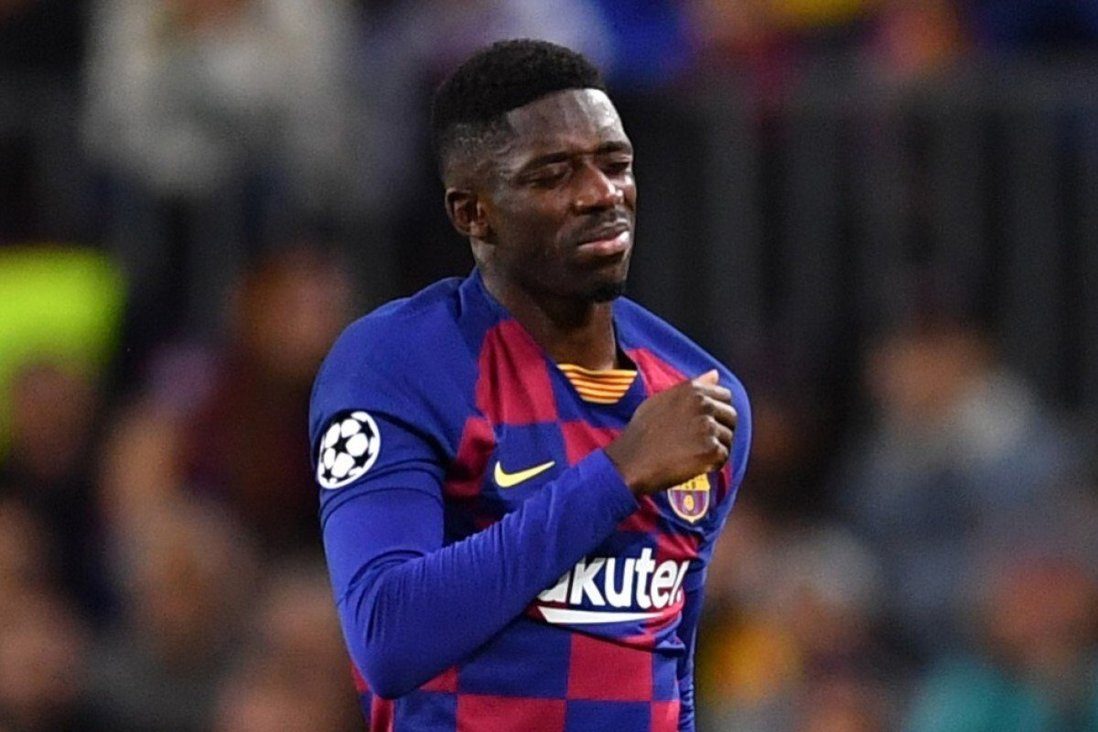Barcelona's Ousmane Dembele 'apologises' for video abusing Japanese hotel  workers | South China Morning Post