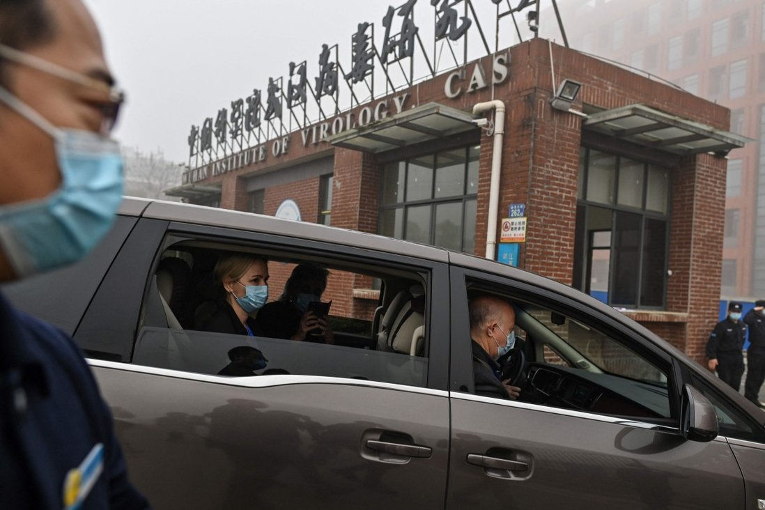 The Wuhan Institute of Virology in Wuhan, Hubei province, is at the centre of the controversial coronavirus lab leak theory. Photo: AFP
