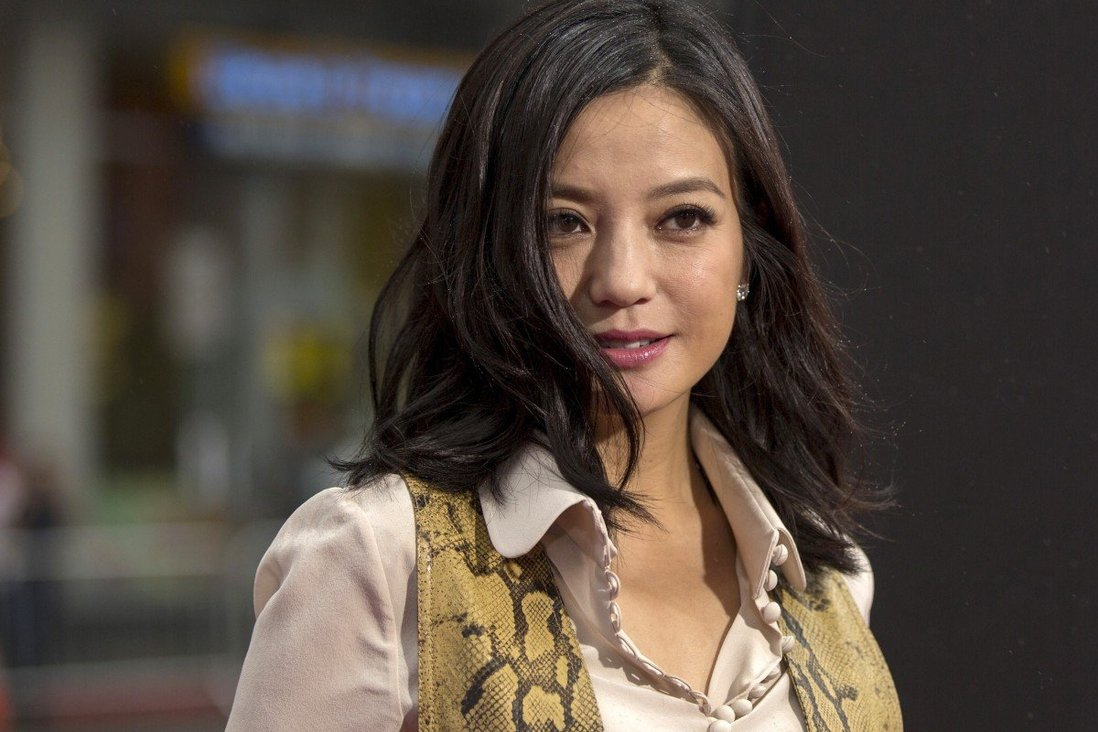 Zhao Wei was thoroughly censored on the Chinese internet on Thursday evening. Photo: Reuters