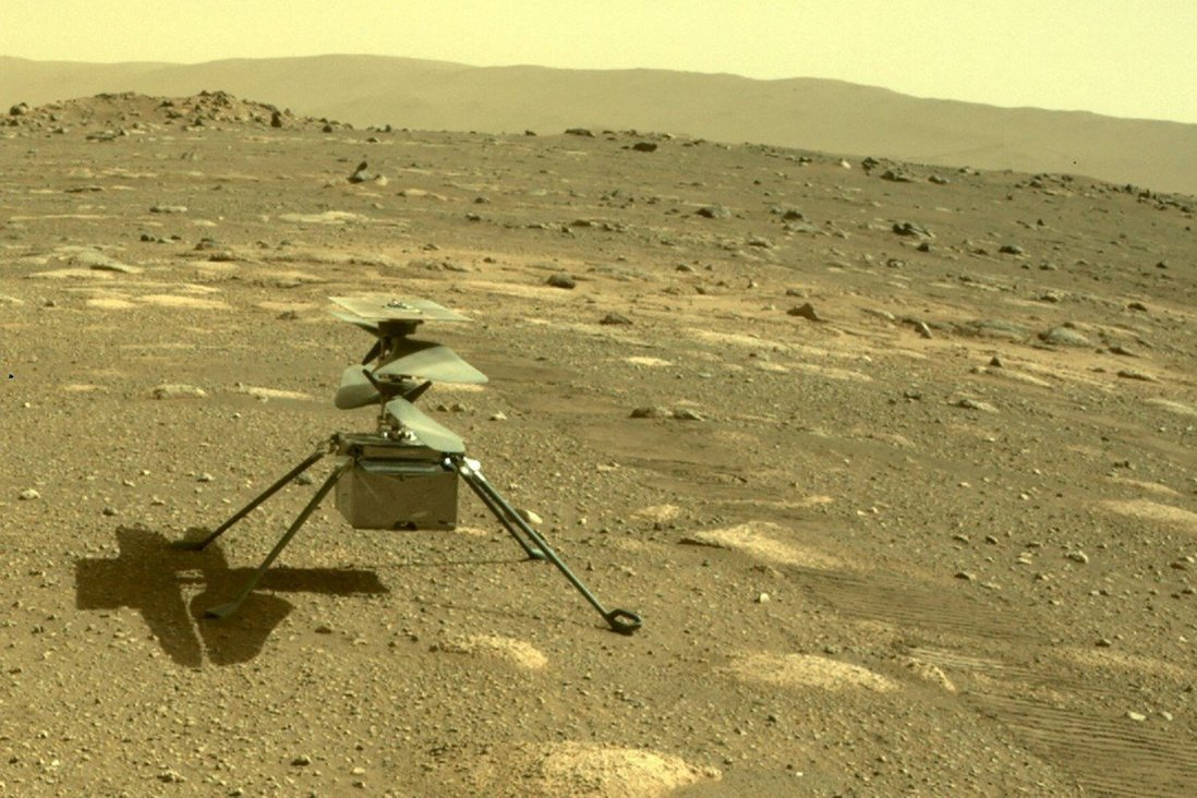 Chinese scientists eye hypersonic drone flight on Mars