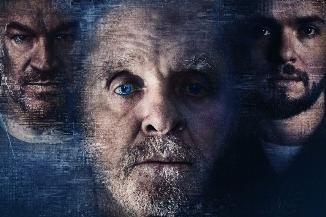 Zero Contact, a new science-fiction thriller starring Anthony Hopkins, will be the first feature film auctioned using NFTs on September 24 before a wider release in October. Photo: Handout