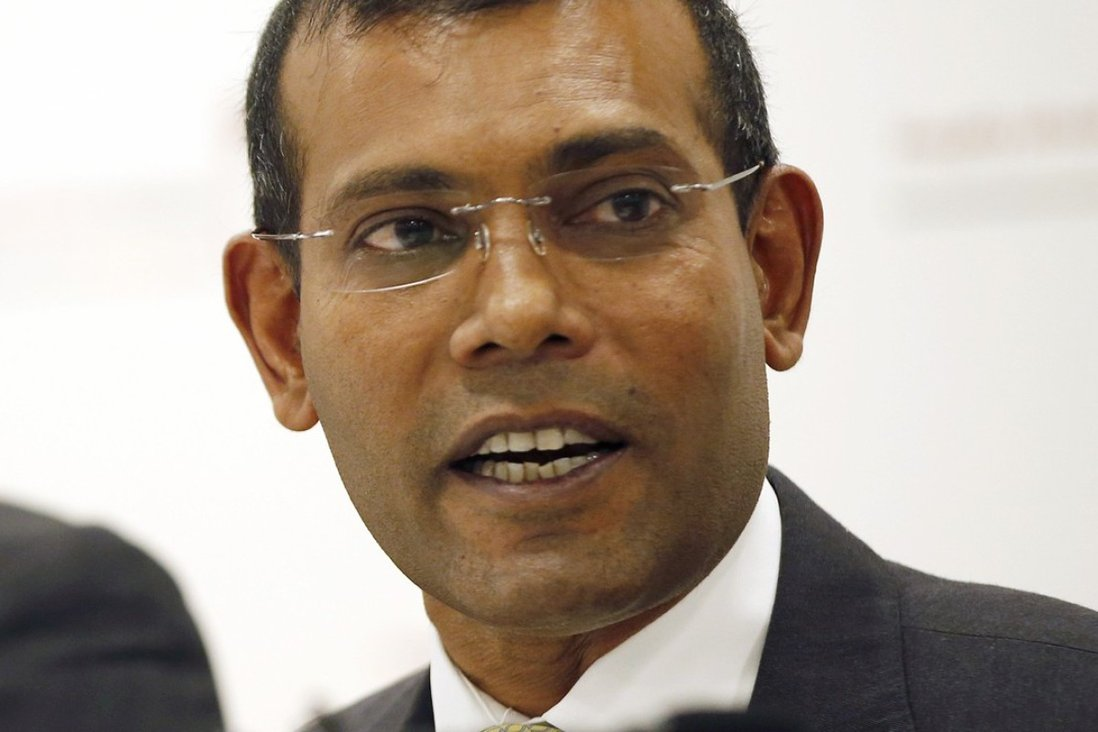 Exiled former Maldives president Mohamed Nasheed has vowed to return to politics. Photo: AP