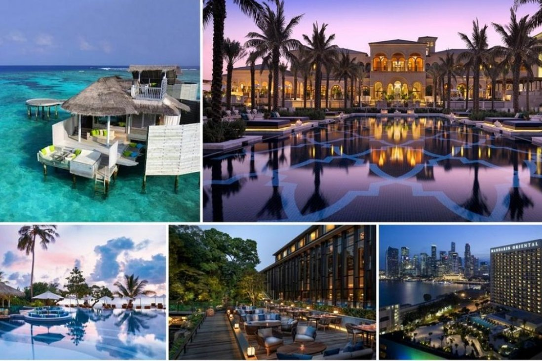 Have you stayed at any of these top 10 global luxury hotel brands ...