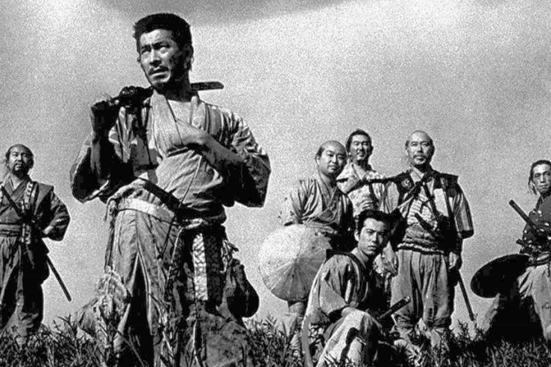 How Seven Samurai Inspired Photographer To Spend Half His Life In East Asia South China Morning Post