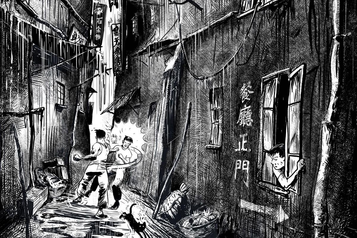 Martial Arts in Hong Kong