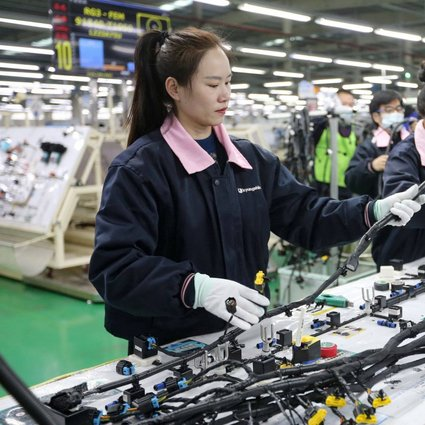 China's economic recovery continued in March, driven by  better-than-expected surge in service sector | South China Morning Post