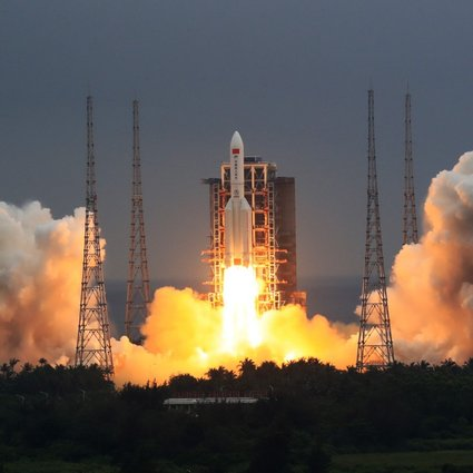 Lift-off for China's Tiangong Space Station ambitions | South China Morning  Post