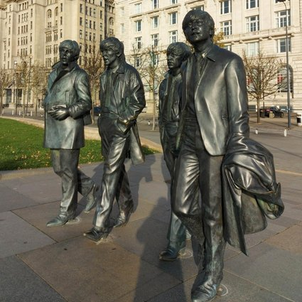 The University of Liverpool in the UK is about to begin a new master's degree course on the legacy of The Beatles.  Photo: University of Liverpool/The Beatles Story/Red Door News Hong Kong