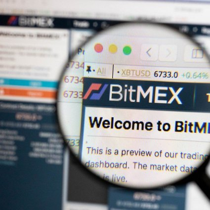 bitmex crypto exchange forró a bitcoin