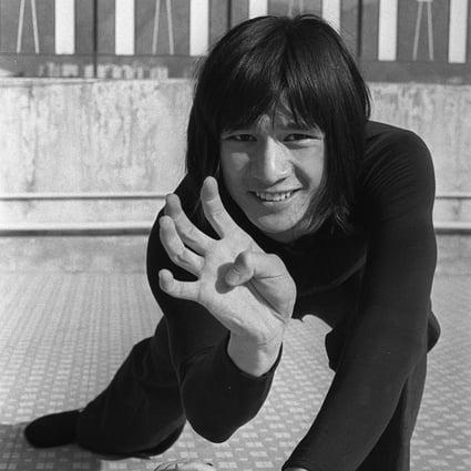 Hong Kong kung fu actor Fu Sing, in 1974. Photo: SCMP