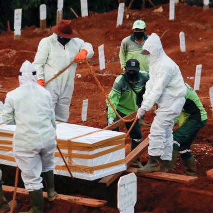 In Indonesia Villagers Are Blocking Burials Of Coronavirus Victims Fearing Contamination South China Morning Post