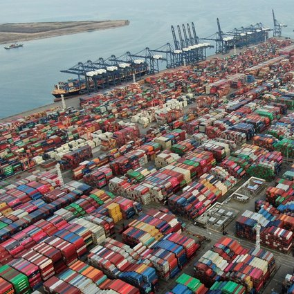 China's purchases of American goods have not been rising in accordance with the phase one deal, leading US President Donald Trump to threaten to scrap the accord. Photo: Martin Chan